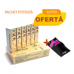 Pachet Potenta - Tianli Ultrapower Fiole+Prepotent