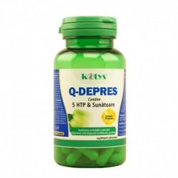 Q-Depres cu 5 HTP si sunatoare 60 cps Kotys