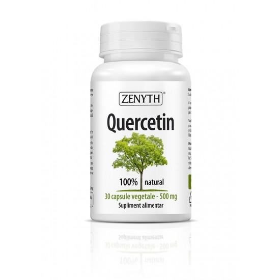 Quercetin, 30 capsule