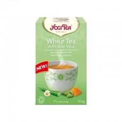 Ceai Alb cu Aloe Vera - Eco 17dz Yogi Tea