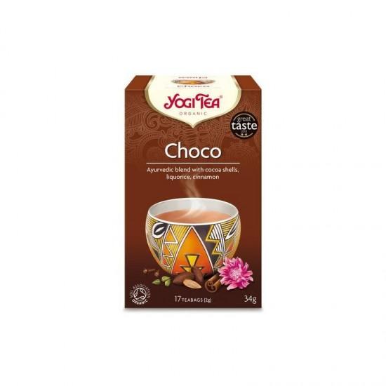Ceai Cioco Eco 17dz Yogi Tea