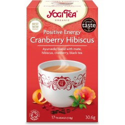 Ceai Energie Pozitiva - Eco 17dz Yogi Tea