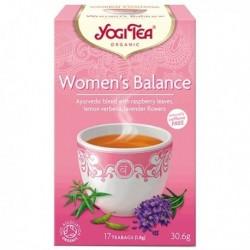 Ceai  Echilibrul Femeilor, Eco 17dz  Yogi Tea