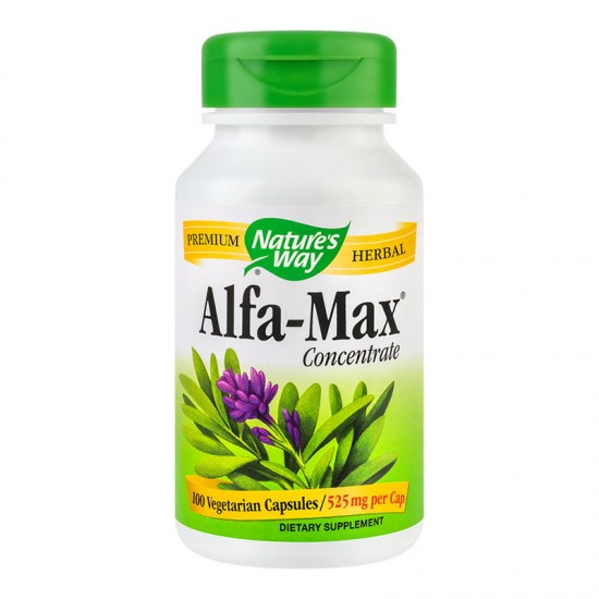 Alfa-Max Nature's Way, 100 capsule, Secom