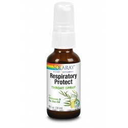 Respiratory Protect Throat Spray Solaray, 30 ml, Secom