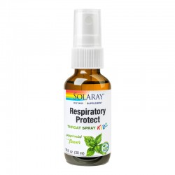 Respiratory Protect Kidz Throat Spray Solaray, 30 ml, Secom