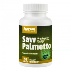 Saw Palmetto 160mg Jarrow Formulas, 60 capsule, Secom