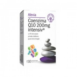 Coenzima Q10 200mg intensiv