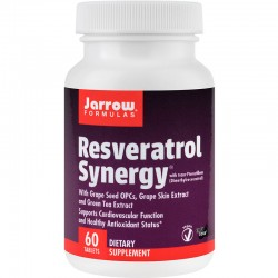 Resveratrol Synergy 200mg 60 tablete