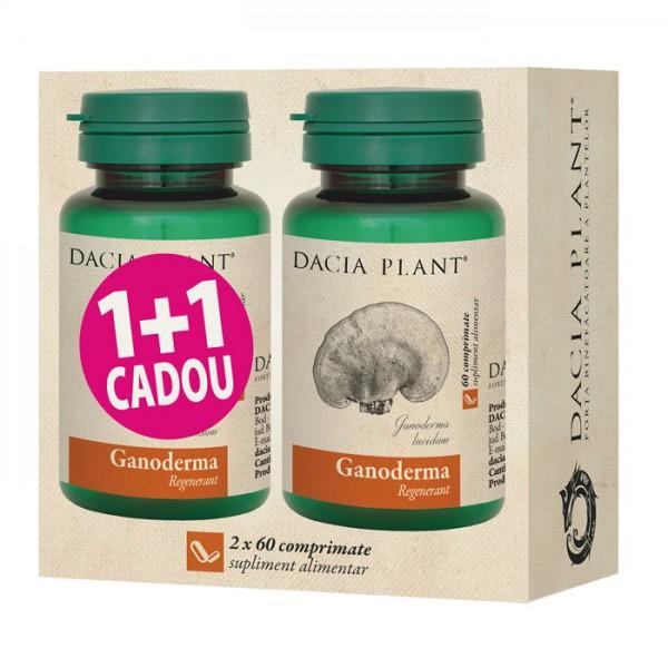 """Ganoderma comprimate """"1+1 CADOU"""""""