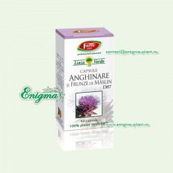Anghinare si Frunze de Maslin, D 87, capsule