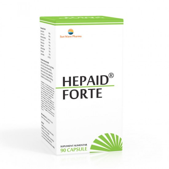 Hepaid Forte 90 cps