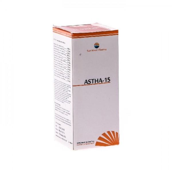 Astha 15 - 200ml sirop