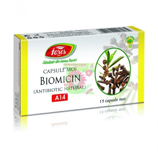 Biomicin - Antibiotic natural - A14