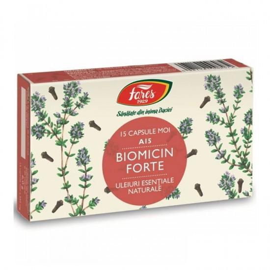 Biomicin Forte A15 - antibiotic natural