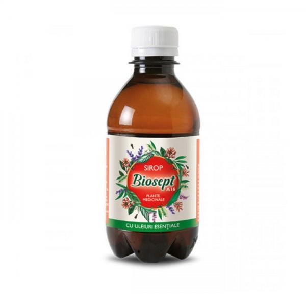 Biosept sirop A16 - antibacterian, antiviral