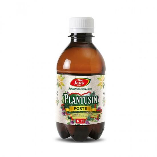 Plantusin Forte Sirop, R25