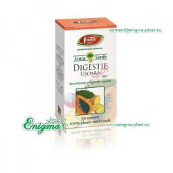 Digestie Usoara 30 capsule D57