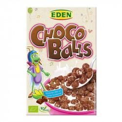 CEREALE CHOCO BALLS ECO 375GR  EDEN