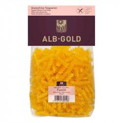 Paste Din Porumb Si Orez Fusilli Eco 250G  Alb Gold