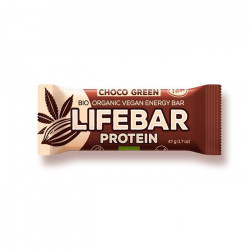 Baton proteic cu  ciocolata  BIO