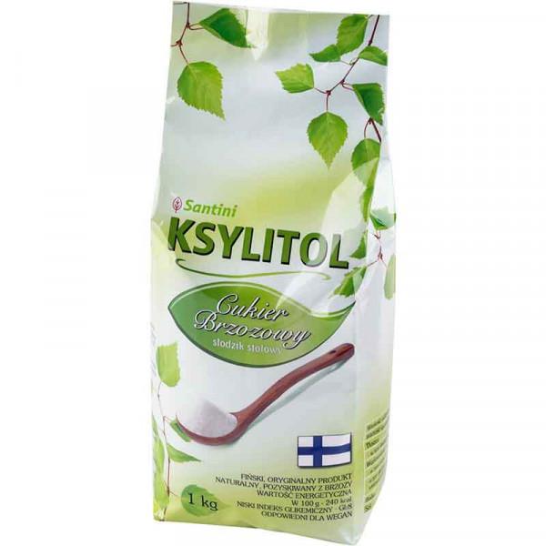 Xilitol - 1KG  Santini