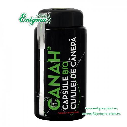 Organic Hemp Oil Eco 84 cps (ulei canepa)