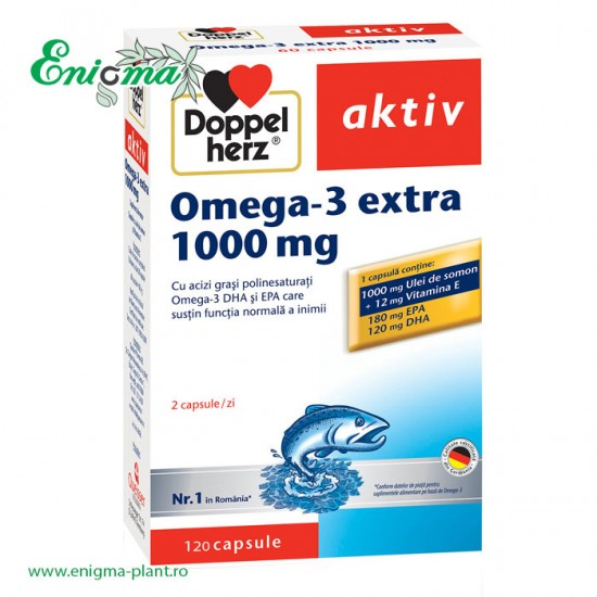 Omega-3 Extra 1000 Mg 120 cps