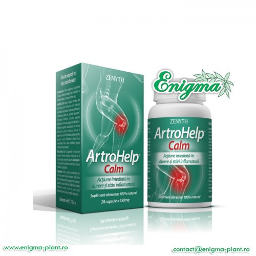 ArtroHelp Calm - 28cps
