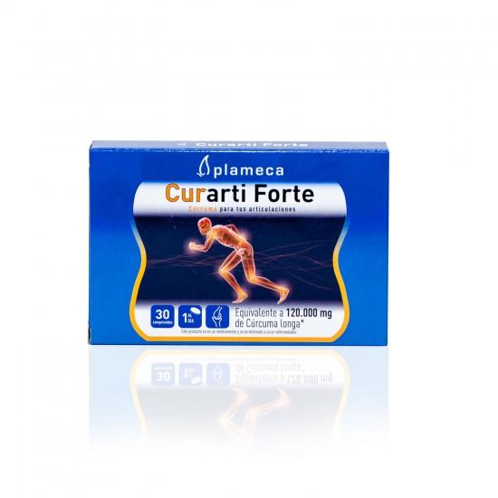 Curarti Forte, 30 tablete, Plameca