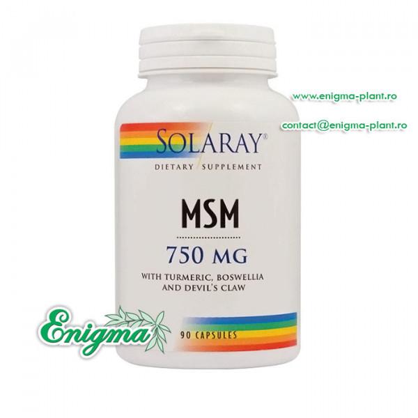 MSM, Solaray