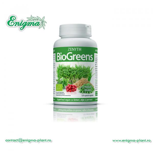 Biogreens 120cps