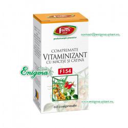Vitaminizant cu măceșe și cătină F154