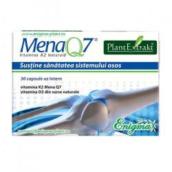Mena Q7 - Vitamina K2 naturala