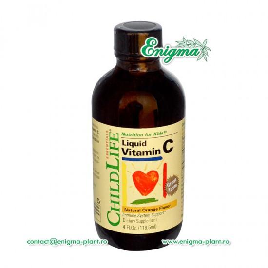 Vitamina C sirop - copii