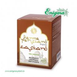 Henna Saten - Castaniu