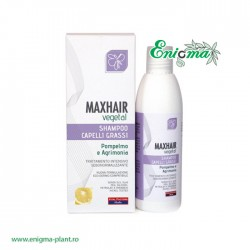 Sampon pentru par gras - MaxHair Vegetal
