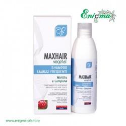 Maxhair Vegetal - sampon pentru spalare frecventa