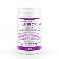 Zeolit Spectrum - 100% zeolit pur dublu activat