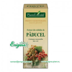 Extract din mladite de paducel – 50ml