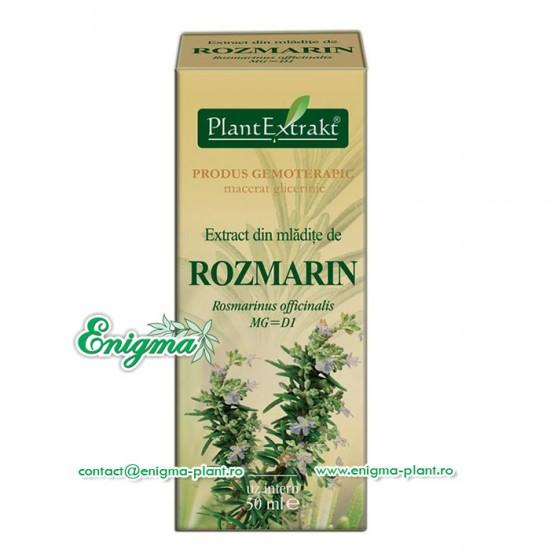 Extract din mladite de rozmarin – 50ml