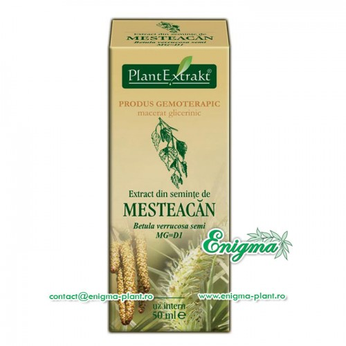 Extract din seminte de mesteacan – 50ml