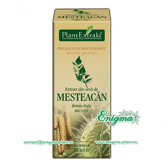 Extract din seva de Mesteacan – 50ml
