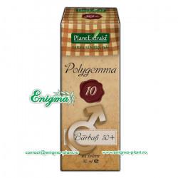 Polygemma 10 - Tonic general pentru bărbaţi – 50ml