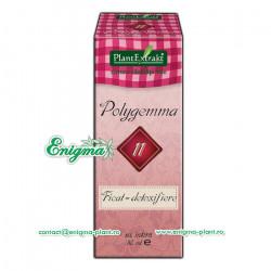 Polygemma 11 - Susţine funcţia de detoxifiere a ficatului – 50ml