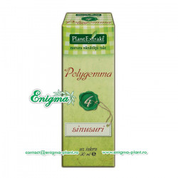 Polygemma 4 – Sinusuri – 30ml