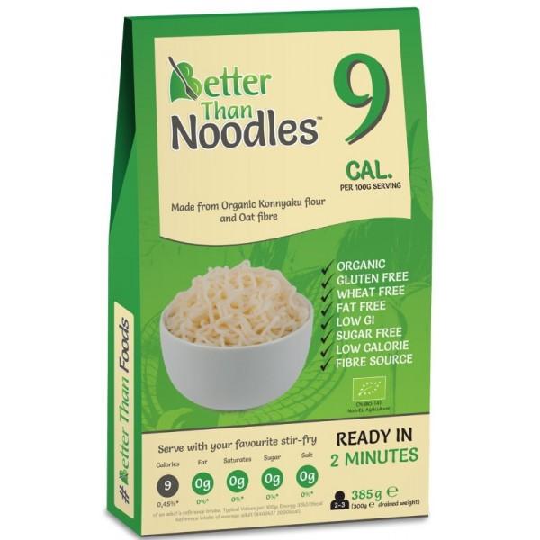 Noodle Din Konjac  385G Bio Better Than Food