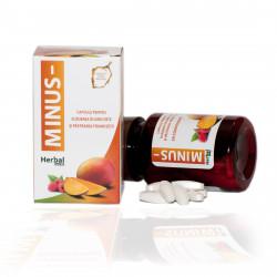 Minus - Extracte de fructe pentru scăderea greutății (capsula de slabit)