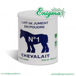 Lapte de Iapa, pulbere BIO 100% naturala