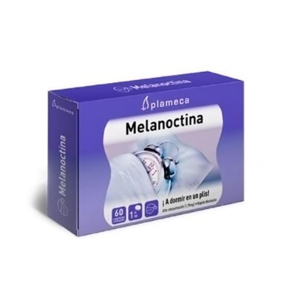 Melanoctina, 30cps, Plameca